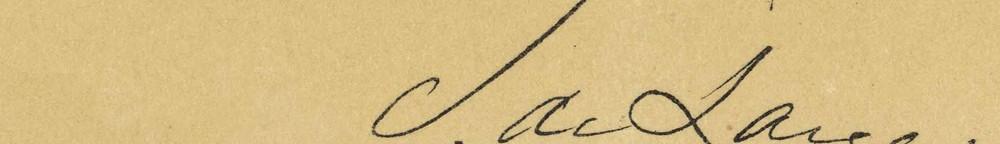 handtekening Samuel